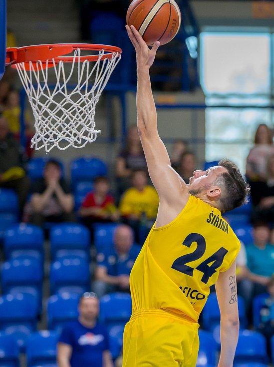 BK Opava-BK Olomoucko 93:63. Opava postupuje.