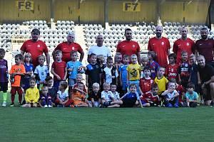 Opava pořádá nábor malých fotbalistů