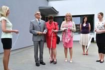 Slavnostní otevření nového centra v Kylešovicích.