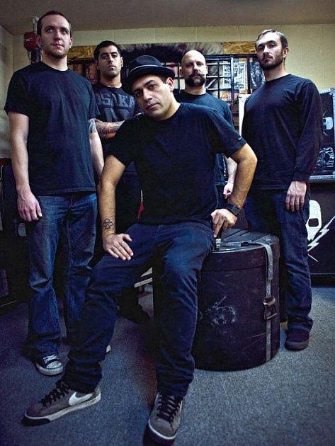 Americká skupina Death by Stereo.