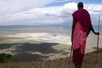 Jeden ze snímků festivalu Jeden svět nás zavede do tanzanského národního parku Serengeti, kam původní obyvatelé nemají přístup.
