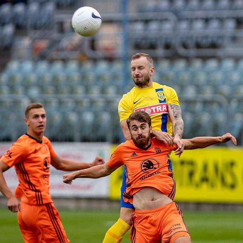 MOL Cup,3.kolo:SFC Opava-Mladá Boleslav 2:4