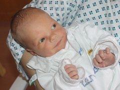Filip Kubjatko se narodil 3. února, vážil 3,13 kg a měřil 51 cm. Rodiče Simona a Petr ze Sudic přejí svému prvnímu potomkovi hlavně zdraví a štěstí.