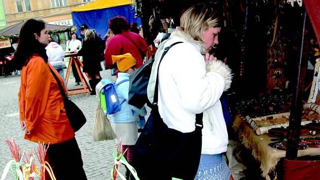 O pořadateli vánočních trhů v Opavě je na dva roky rozhodnuto.