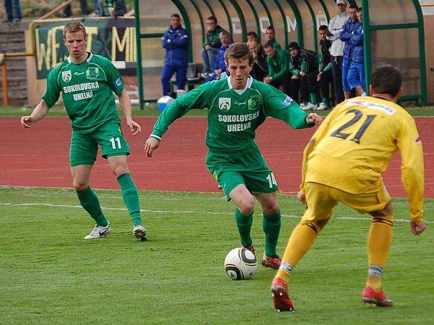 FK Baník Sokolov – FC Hlučín 4:2