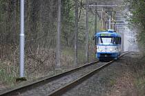Na lince číslo pět dochází ke staronovým změnám. Ve čtvrtek se sem měla vrátit nízkopodlažní tramvaj, kterou postrádali především vozíčkáři a maminky s kočárky.