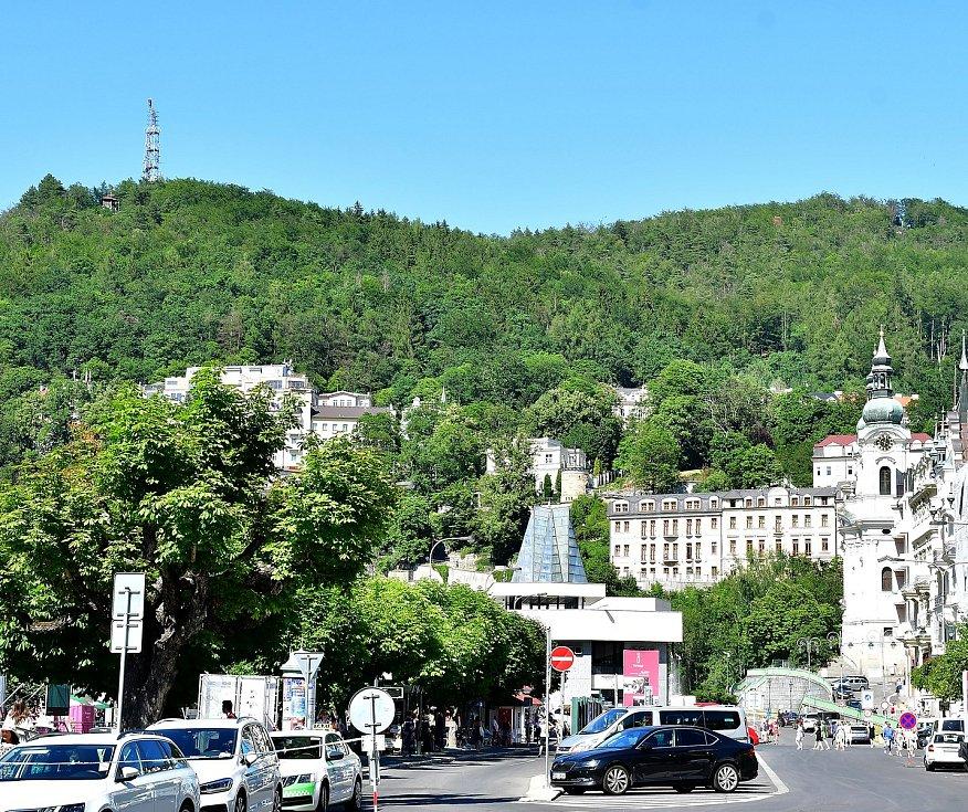 Ilustrační snímek z 54. ročníku MFF Karlovy Vary.