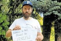 Daniel Václavík začal podpisy pro petici sbírat na přelomu loňského srpna a září.