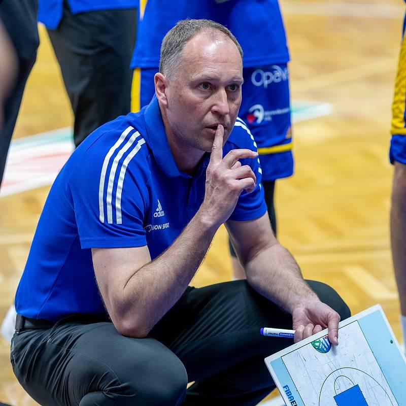 BK Opava-Kralovští sokoli 79:56   Play off (2.kolo)