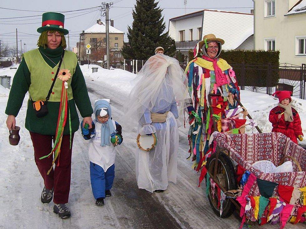 Masopustní průvod obcí se konal o uplynulém víkendu v Opavě – Vávrovicích. Pořádala ji tamější mateřská škola.