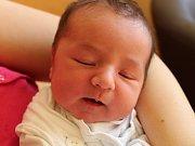 """Andrea Brussová se narodila 8. dubna, vážila 3,26 kilogramu a měřila 49 centimetrů. """"Je to naše první miminko. Přejeme mu hlavně zdraví, štěstí a lásku,"""" řekli rodiče Pavlína a Roman Brussovi ze Slavkova."""