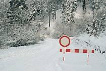 Silnice z Kružberku do Jánských Koupelí bude do konce roku uzavřena.