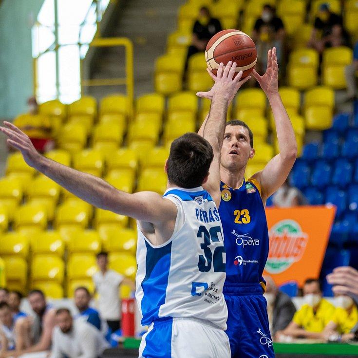 BK Opava:BC Geosan Kolín,2.semifinále,