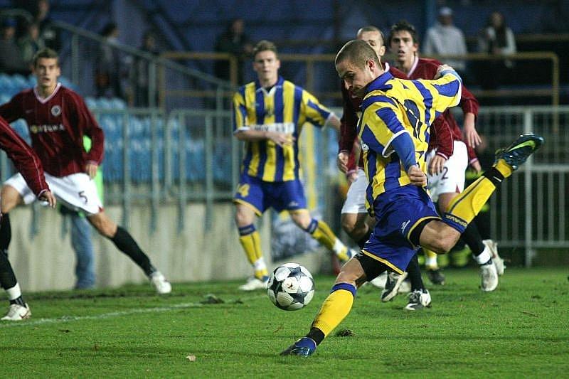 Slezský FC Opava - AC Sparta Praha B 2:3