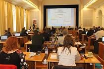 Zasedání zastupitelstva města Opavy v pondělí 21. září 2015.