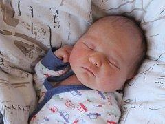 Dominik Rossi se narodil 22. srpna, vážil 3,50 kilogramů a měřil 48 centimetrů. Rodiče Yullia a Roman ze Slavkova svému prvorozenému synovi přejí, aby byl v životě hlavně zdravý a také hodný.