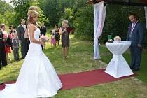 V Oticích věří, že svateb bude v obci stále přibývat.