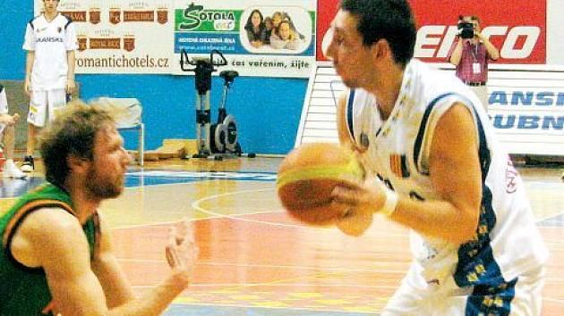Pavel Novák (vpravo)