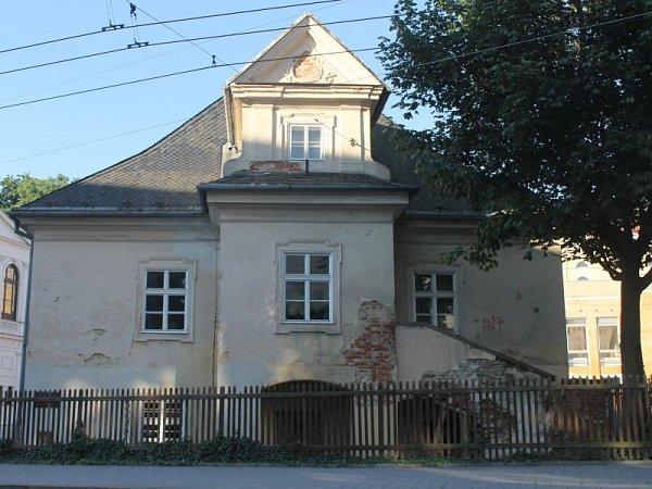 Generální rekonstrukce Müllerova domu by mohla brzy odstartovat.