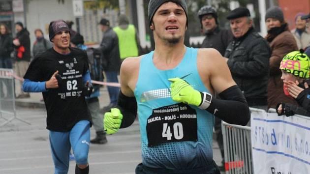 Jakub Holuša (Ilustrační foto ze závodu Skalica – Holíč – Hodonín 2013)