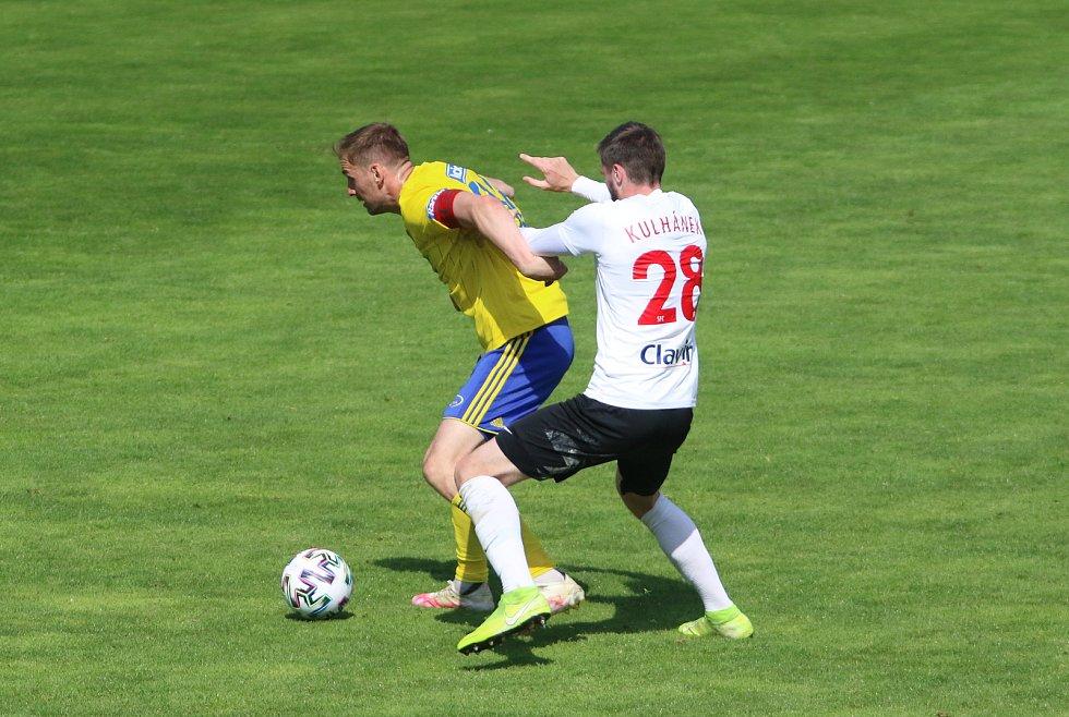 Fotbalisté Zlína ve 31. kole FORTUNA:LIGY hostili poslední Opavu. Foto: Jan Zahnaš