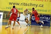 Opavští basketbalisté postoupili do semifinále.