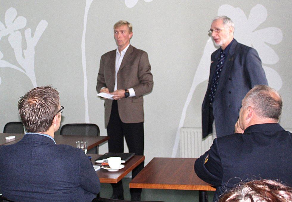 Obecní dům v Opavě se v pátek 26. října stal dějištěm společného česko – norského semináře na téma 20. století, Evropa ve válce a míru – důsledky a poučení.