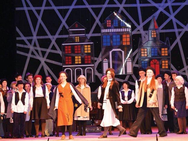 Volgogradské umělecké skupiny v Opavě předvedou jejich pojetí opery Brundibár.