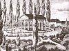 Městskými sady procházela historie
