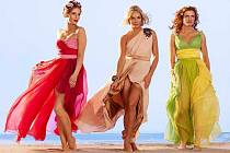 Jako třešeň vystupovala Karolína v reklamě na sprchové gely značky Dermacol.