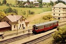 V Kulturním domě Na Rybníčku se roztáhne čtyřicet metrů plně funkčního modulového kolejiště v měřítku TT (měřítko 1:120), kde bude simulován skutečný železniční provoz.