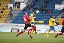 FK Teplice - Slezský FC Opava.