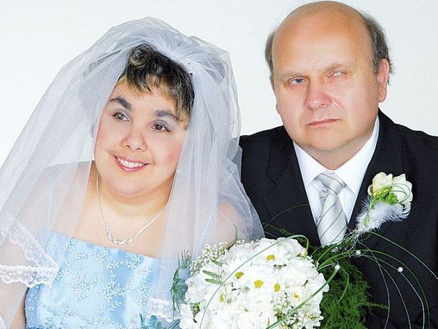 Miloslava a Oleg Peterkovi.