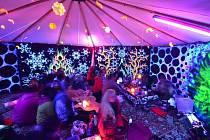 Festival UFO BUFO v minulém roce byl maximálně vizuálně i akusticky působivý.
