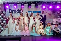 Svatební veletrh v obchodním centru Breda&Weinstein, 15. února 2020 v Opavě.