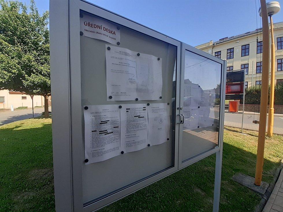 Obecní úřad Dolní Životice.