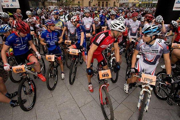 Silesia Merida Bike Marathon 2010. Ilustrační foto.