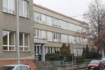 Základní škola v Otické ulici.