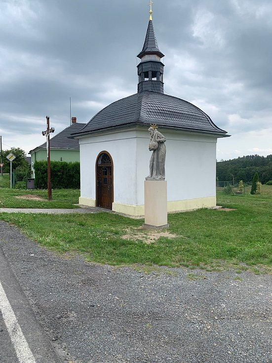 Kaplička sv. Felixe.