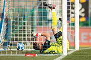 FORTUNA:LIGA Mladá Boleslav – SFC Opava 6:1 (3:1), na snímku Jan Šeda (FK Mladá Boleslav).