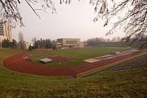 Zhruba 40 milionů korun. Tolik budou stát opravy Tyršova stadionu v Opavě, které začaly souběžně s opravami Kulturního domu Na Rybníčku.