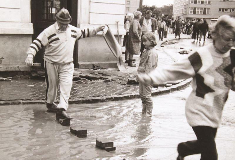 Dvě dekády uplynuly od největší novodobé katastrofy, která zasáhla Opavsko.