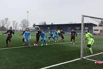 Slezský FC Opava - FC Nitra 1:1