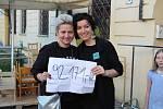 Charitativní bazar v Opavě