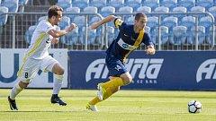 Slezský FC Opava – FC Fastav Zlín 1:1