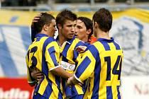 Slezský FC Opava - Fotbal Fulnek 5:0