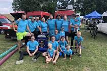 Sportovní hasičí z Chlebičova jsou nejlepší