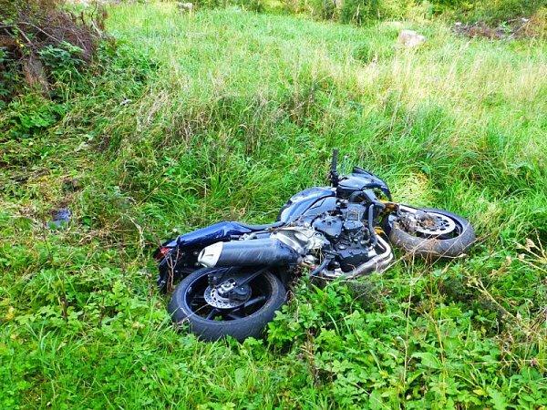 Tragická nehoda se udála vneděli okolo patnácté hodiny na Vítkovsku.