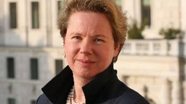 Její Jasnost Maria-Pia Kothbauer, princezna Liechtenstein.