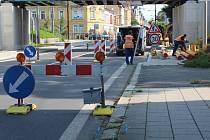 Opravy cest na Opavsku - Ilustrační foto.